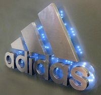 Wholesale LED channel letters custom signs illuminated led advertising display channel lettering signage