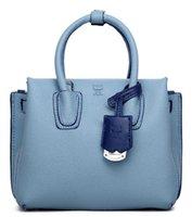 Wholesale 2015 The MILLA MCM Handbag Elegant Lady Celebrity PU Leather Shoulder Bags Vintage Women mini Tote Handbags Colors