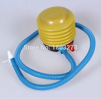 Wholesale Essential Adult supplies Pump popular stamped on foot pump for inflatable sex doll DQT01