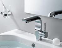 b g design - Freeshipping B R bathroom design banheiro Brass Chromed single lever single hole hot and cold bathroom faucet G