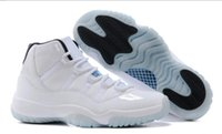Wholesale Legend Blue XI Mens Womens Gamma Basketball Shoes