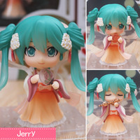 Wholesale Anime Hatsune Miku Mid Autumn Ver PVC Action Figure Collectible Model doll toy cm