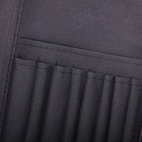 artist pencil holder - SZS Hot Foldable Oxford Fabric Zipper Artist Brush Bag Case Holder Black