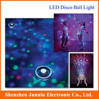 bath mini lights - Mini LED Disco Ball Bath Pool Party Swimming Game Water Bottom Light