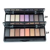 Wholesale Eye shadow Palette Chocolate Bar Palette Shimmer Eyeshadow Primer color Diamond Shdow Eyeshadow Makeup M