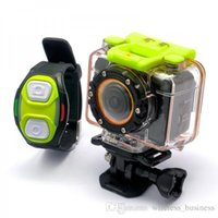 Wholesale Ambarella A5S Cameras G8800 with WIFI control by Phone watch P Full HD meters waterproof VS Gopro Hero3 Black Edition