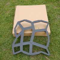 Wholesale Pavement mold DIY pathways for your garden paving mold paver mold