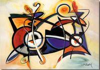Cheap Alfred Gockel paintings Best canvas painting