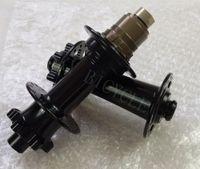 bicycle hub bearings - Powerway M74 holes thru axle hubs ceramic bearings fat bicycle hub front M15 mm rear M12 mm Sram XX1 cassette body