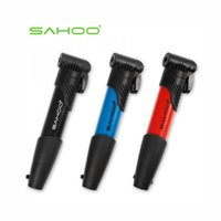 Wholesale SHAOO Mini Bike Bicycle Inflator Tire pump Cycling Pump Foldable