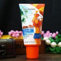 Wholesale Ice Body Sunscreen ml Large Capacity Whitening Moisturizing Waterproof Full Body Icy Cool Sunblock Isolation Lotion A2307