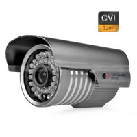 Wholesale HD CVI Security Outdoor CCTV Camera P MP IR LEDs mm Lens w Bracket