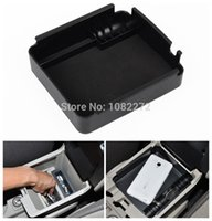 Wholesale Central Secondary Storage Pallet Armrest Container Box Bin Organizer Case For Ford Focus MK3 rd Gen