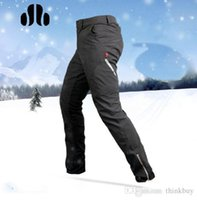 Wholesale SOBIKE Winter Riding Bike Pants Ling Feng Fleece Thermal Pants Cycling Trousers Leisure Style Windproof Keep Warm Black