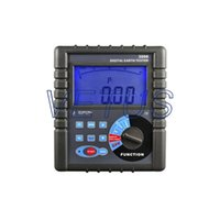 Wholesale earth resistance meter ETCR3000 handheld simple pole measurement Precise pole measurement with LCD count down display C