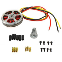 aircraft thrust - F05423 KV Brushless Disk Motor high Thrust With Mount For RC Mini Multicopters RC Plane Octacopter Hexa Multi Copter Aircraft
