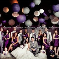 Cheap Paper Lanterns Best Wedding Decoration