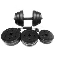 Wholesale Brand New KG Adjustable Dumbbell Weighs Set Fitness Equipment Sport Dum Bell For Workout Muscle Stimulator With Dumbbell Bar