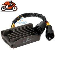 Wholesale Black Motorcycle Sport Bike Regulator Rectifier Voltage Rectifier For Kawasaki ZX12R Ninja order lt no track
