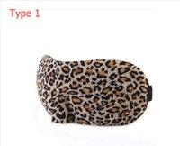 Wholesale Popular Comfortable Sponge Travel D Rest Sponge Eye MASK Black Sleeping Eye Mask Cover For Health Care To Shield The Light