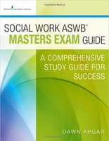 Wholesale 2015 New Social Work ASWB Masters Exam Guide A Comprehensive Study Guide for Success st Edition by Dawn Apgar PhD LSW ACSW