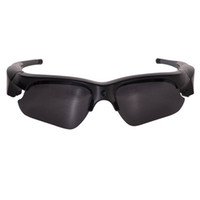 Wholesale New Waterproof HD P Sunglasses Camera For Outdoor Sports RE SG100 W2219