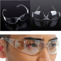 Wholesale 1 X Vented Safety Goggles Glasses Eye Protection Protective Lab Anti Fog Clear