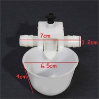 Wholesale Hot New Chicken Bird Poultry Automatic Water Watering Cup Feeder Dispenser Drinker Quality Drop Shipping
