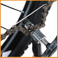 bicycle chain removal tool - Top Quality Carbon Steel Portable Bicycle Chain Breaker Splitter Cutter Bike Hand Repair Removal Tool Bicycle Chain Pin Splitter Device