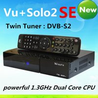 Cheap Receivers vu solo 2 se Best DVB-S black Mini Vu solo2 SE