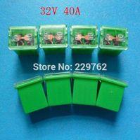 auto fuse link - V A green auto mini fuse link mini female type car fuse holder fuze box PAL Pacific fuse connector