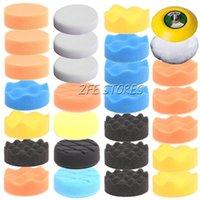 car polisher - 28pcs mm Higher gross Polishing Buffer Pad For Car Polisher Thread