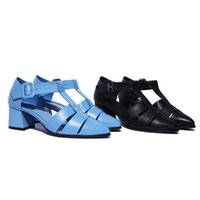 full grain leather - ENMAYER Latest women Sandals Concise fashion gladiator sandals women Full Grain Leather Solid High atmospheric shoes