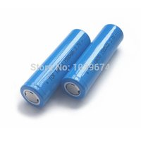 Wholesale FREE DHL Rechargeable ICR18650 mAh ICR V Lithium ion Li ion Battery Cell TOP Selling