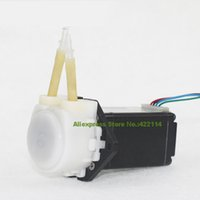 hydraulic - Small pump stepper motor micro peristaltic pump titration laboratory precision metering pumps self priming pump
