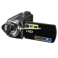 Wholesale 270 Rotation P High capacity Rechargeable Digital Video Recording Camcorder x Zoom Full HD CMOS DV Camera