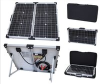 pv solar panel - Portable and foldable Solar Power Panel PV w Watts for v Battery Charging
