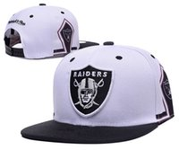 raiders snapback - New Fashion Raiders baseball Caps Adjustable Snapback Unisex hip hop all teams truck hats