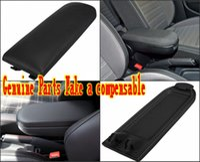 beetle car seat - GOLF BORA MK4 GTI R32 New POLO R N N3 ALLROAD PASSAT B5 BEETLE SKODA LAVIDA Seat ibiza J Center console car armrest cover