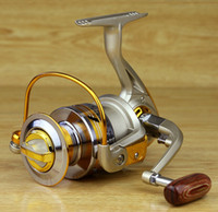 Wholesale Super high quality EF metal fishing rocker metal fishing reels metal fishing reel spinning reels metal wheel
