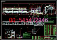 Wholesale 500 tons stabilized soil drawings Full Machining drawings ATUO CAD