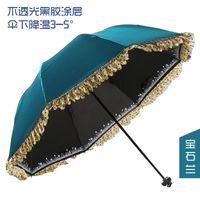 beach unbrella - Sun Umbrellas Unbrella Novelty Items Women Umbrella Beach For Ladies Female Sunscreen Sun Block Elegant for Summer Popular