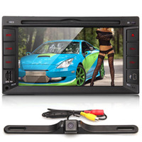 acura navigation - Standard quot Car DVD Player In Dash DIN Touch GPS Navigation Europe Rear CAM Car Video Players