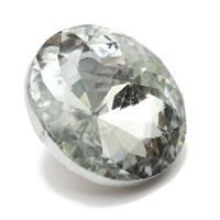 Wholesale 10PCS MM Diamond Flower Clear Sparkling Crystal Button Sofa Buttons Chair Buttons Decoration Buttons