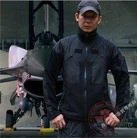 aviation jackets - Fall Outdoor Clothing New Tactical Aviation Brigade Tactical Fleece Clothing Soft Shell Outdoor Jackets