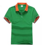 Wholesale Polo shirt in summer unisex promotion uniform high quality good price customized logo minimum quantity