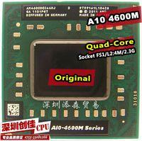 Wholesale Shipping free For AMD laptop Mobile A10 M A10 m original Socket FS1 CPU M Cache GHz Quad Core processor