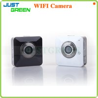 Wholesale WiFi Camera E9000 P2P HD P GB System Memory Multi function Smallest Camcorder Car DVR Internet Live Video Monitor Track