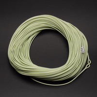 Wholesale 4pcs Durable FT M Fly Fishing Line w Welded Loops Fly Main Line Weight Forward WT Floating LIne