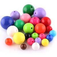 Wholesale 2015 fashion summer style new Natural Gemstone Round Spacer Loose Beads Sizes mm
